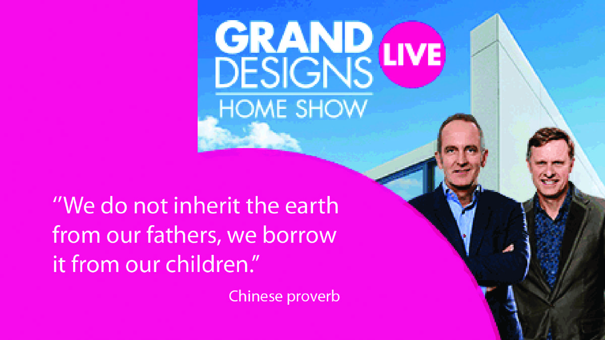 Grand Designs Live Home Show In Sydney Interview Peter Maddison Of Grand Designs Australia Videos Photos Liverpool City Champion Liverpool Nsw